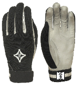 ADULT Dura-Tack Receiver Glove: NCAA Approved