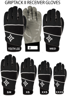 (YOUTH) GRIP-TACK II RECEIVER GLOVE